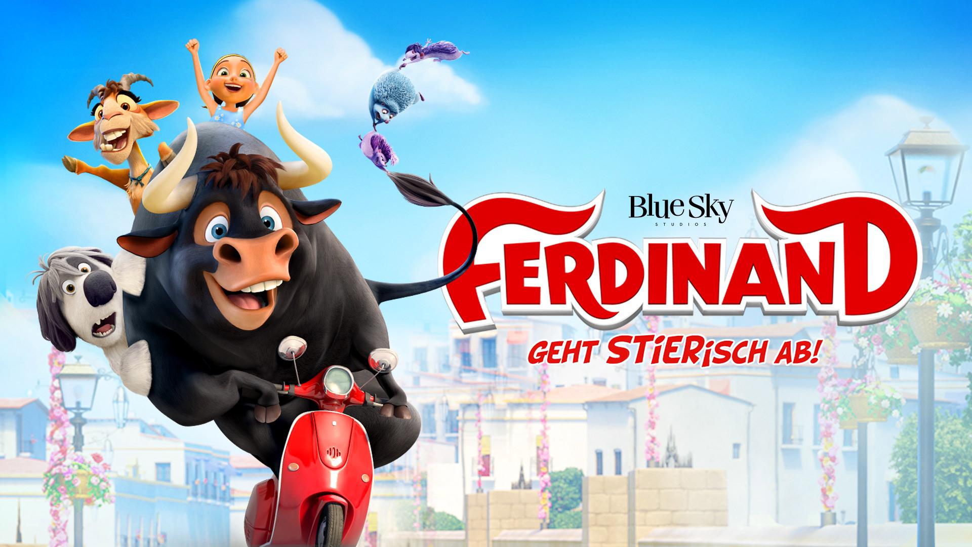FERDINAND - Geht STIERisch ab! [dt./OV]