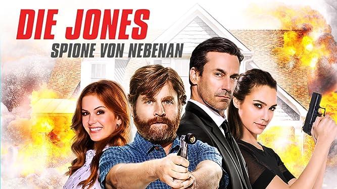 Die Jones - Spione von nebenan [dt./OV]