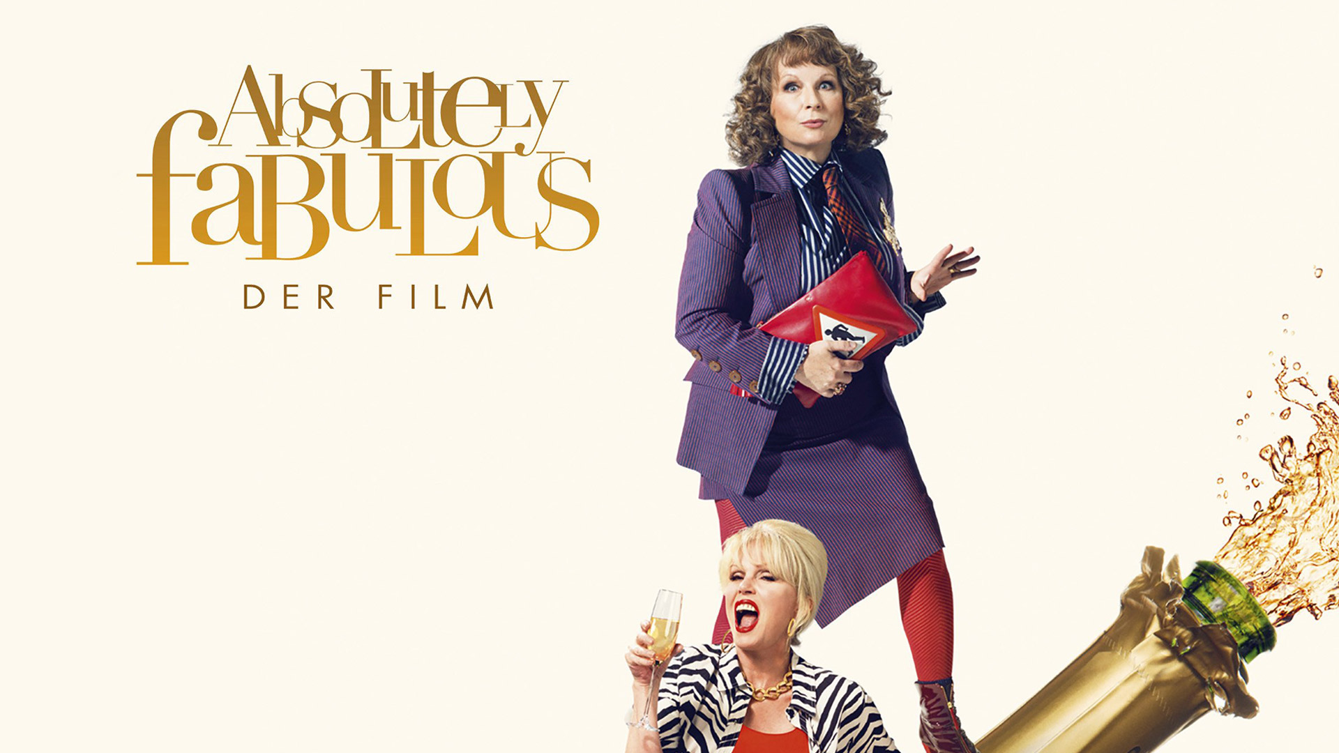 Absolutely Fabulous - Der Film [dt./OV]