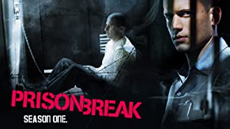 Prison Break  - Staffel 1 [dt./OV]