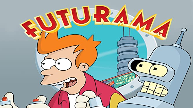 Futurama - Staffel 1 [OV]