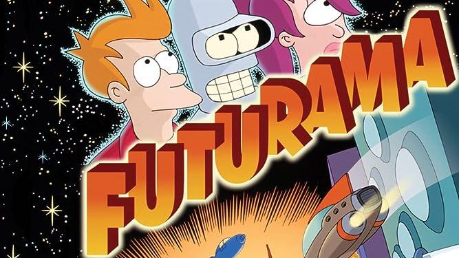 Futurama - Staffel 5 [OV]