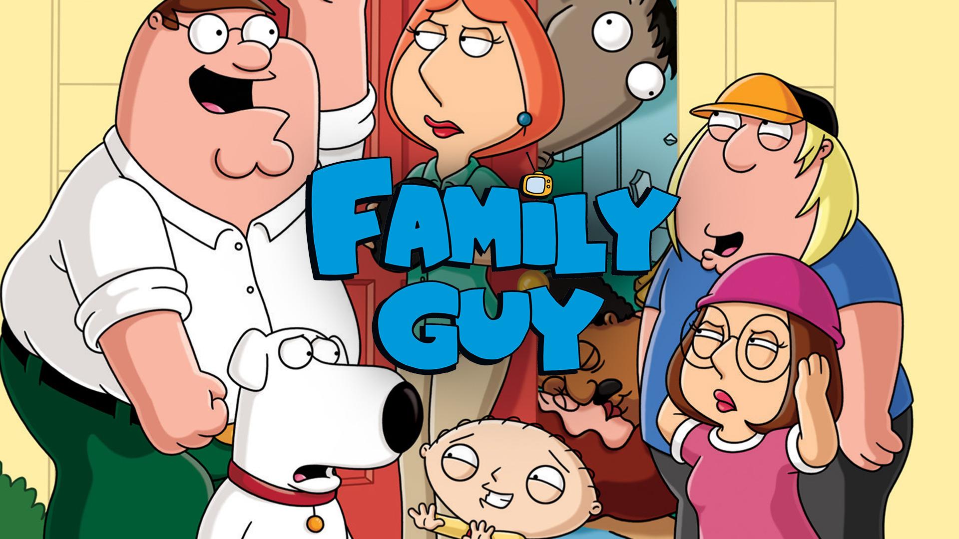 Family Guy - Staffel 1