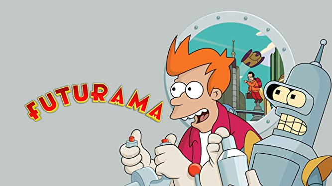 Futurama - Staffel 1