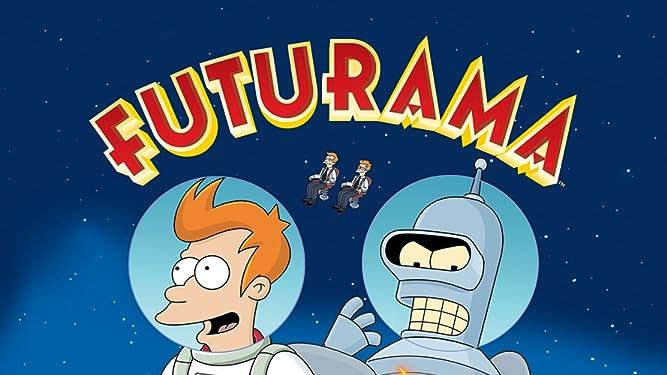Futurama - Staffel 3