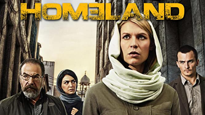 Homeland - Staffel 5 [dt./OV]