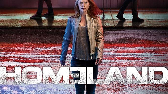 Homeland - Staffel 6 [dt./OV]