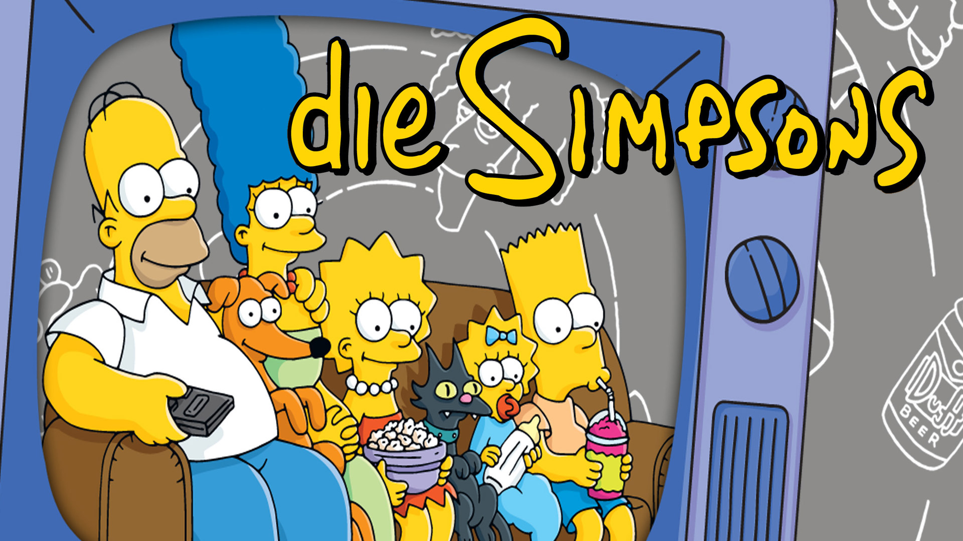 Die Simpsons - Staffel 01