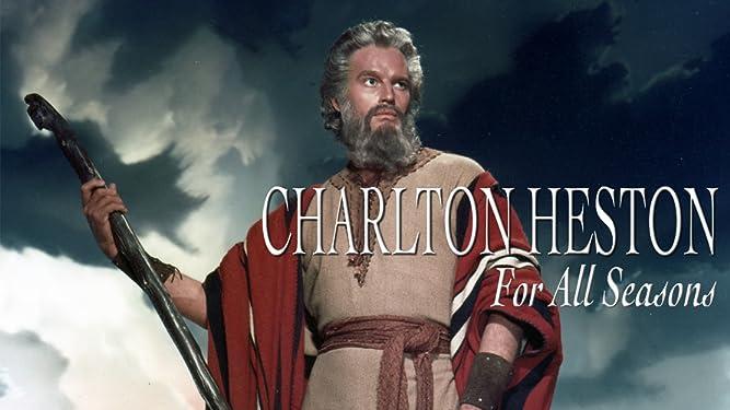 Hollywood Collection: Charlton Heston: For All Seasons [OV]