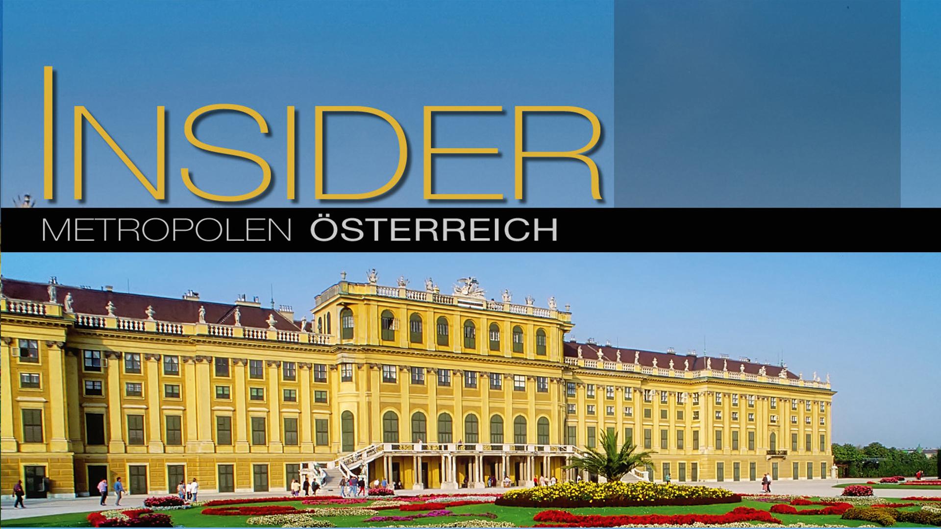 Insider Metropolen - Wien