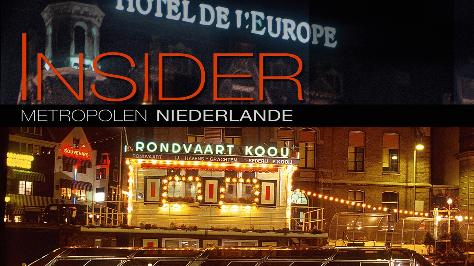 Insider Metropolen - Amsterdam