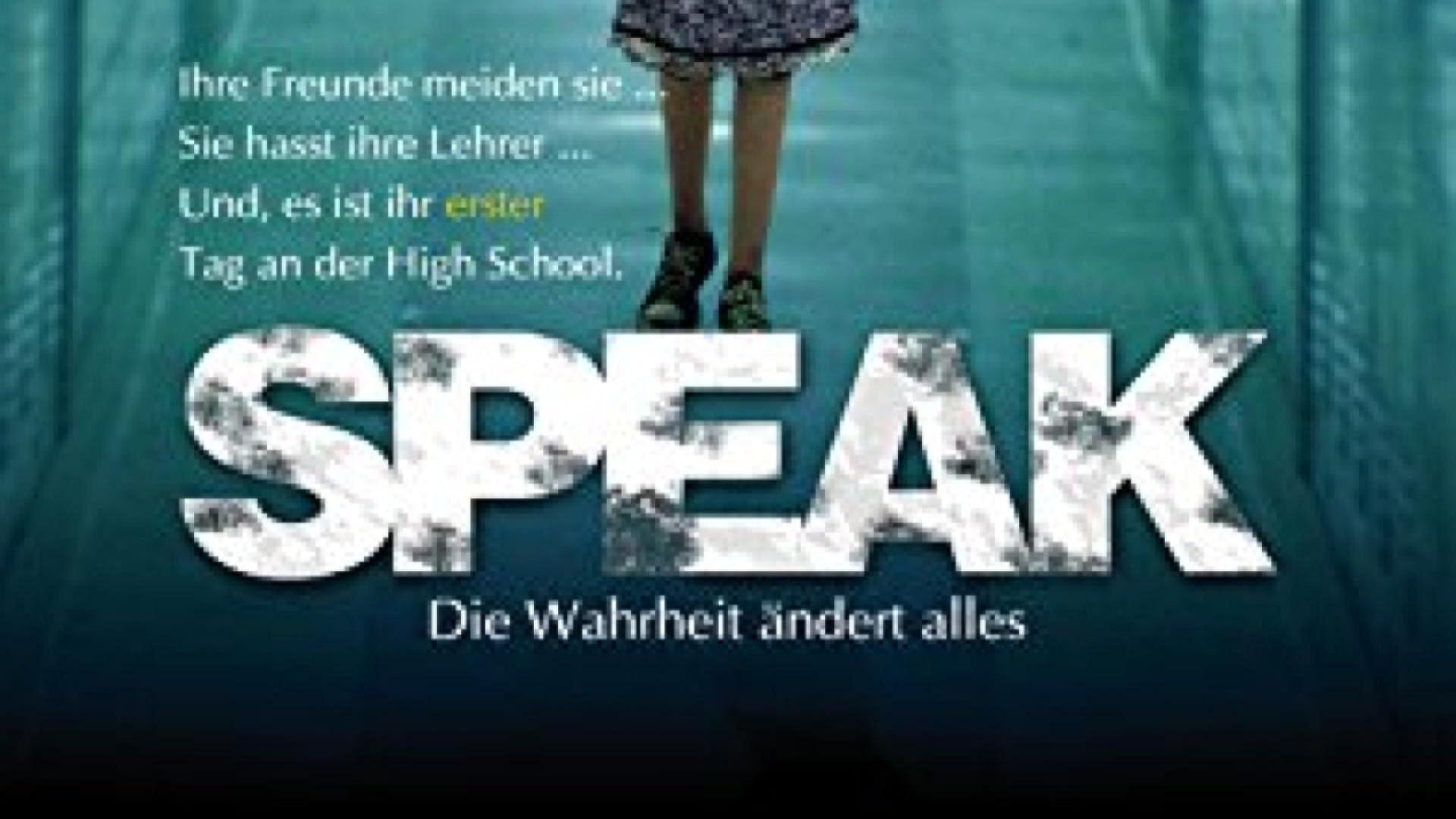 Speak - Die Wahrheit ändert alles [dt./OV]