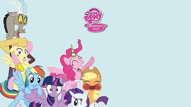 Amazonde My Little Pony Freundschaft Ist Magie Staffel