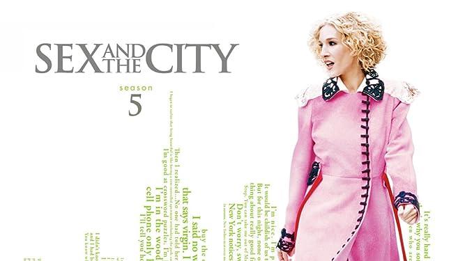 Sex and the City - Staffel 5 [OV]