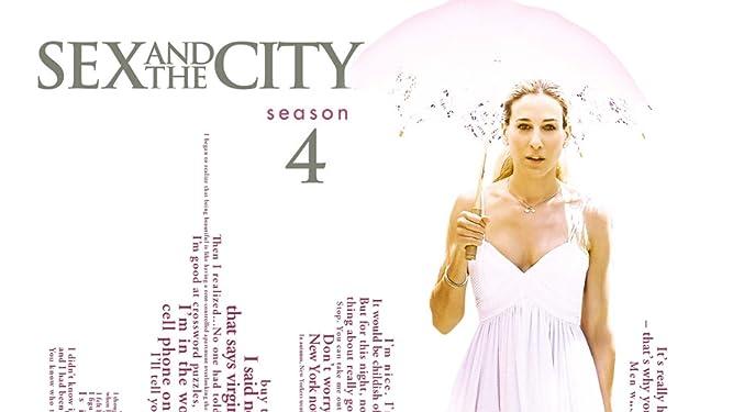 Sex and the City - Staffel 4 [OV]