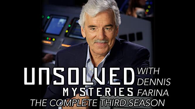 Unsolved Mysteries with Dennis Farina [OV]