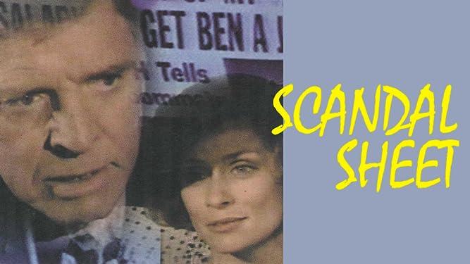 Scandal Sheet [OV]