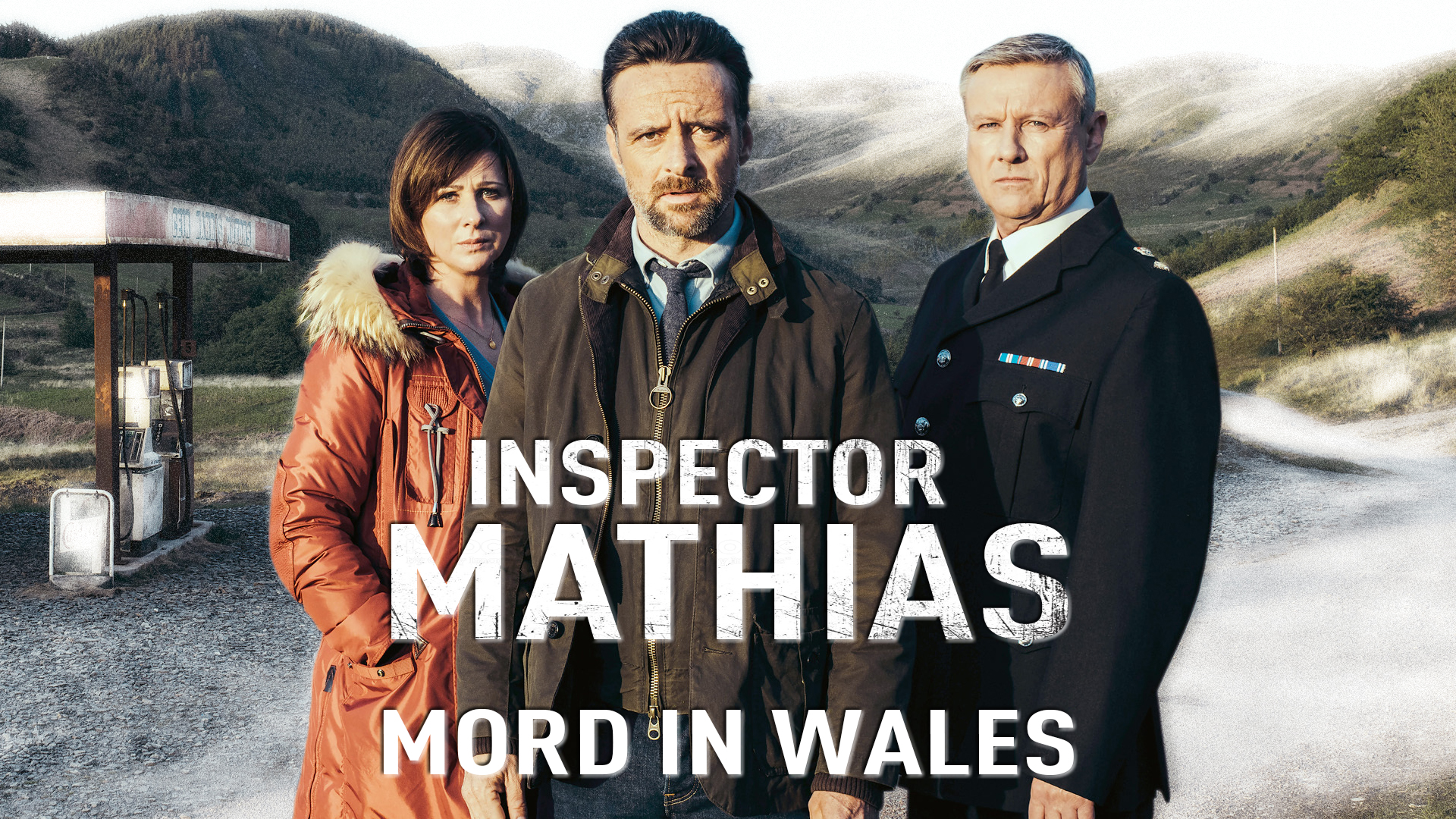 Inspector Mathias - Mord in Wales