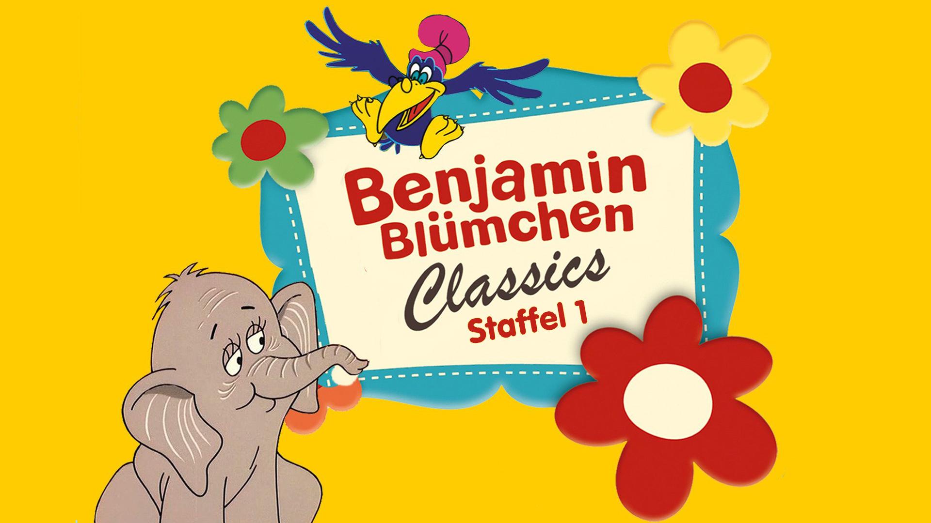 Benjamin Blümchen Classics - Staffel 1