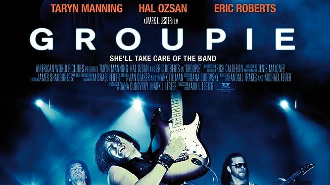 Groupie - Sie beschützt die Band