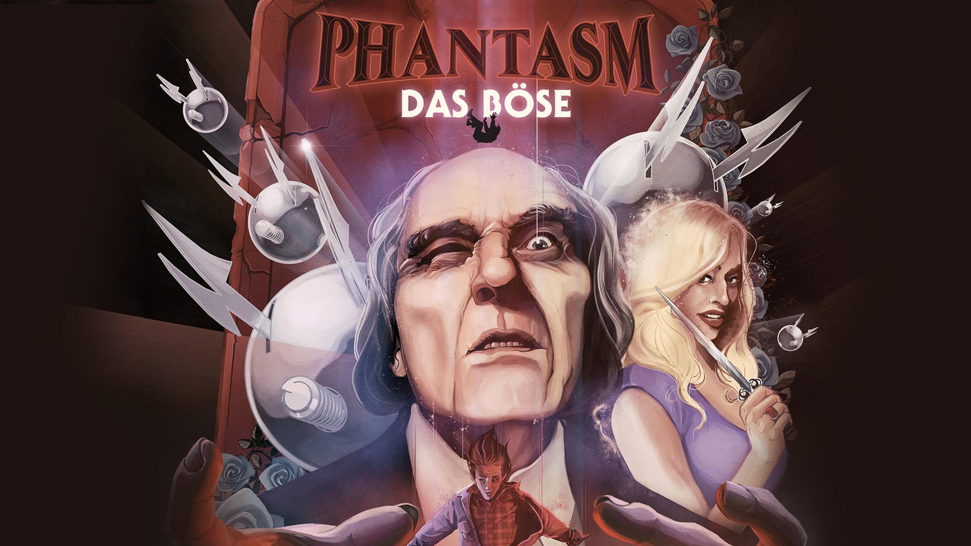 Phantasm - Das Bose [dt./OV]