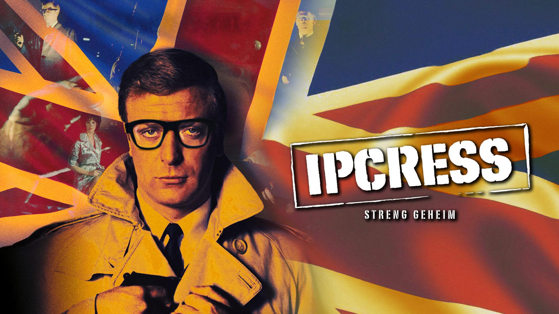 Ipcress - Streng Geheim [dt./OV]
