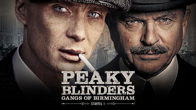 Peaky Blinders - Staffel 1 [dt./OV]