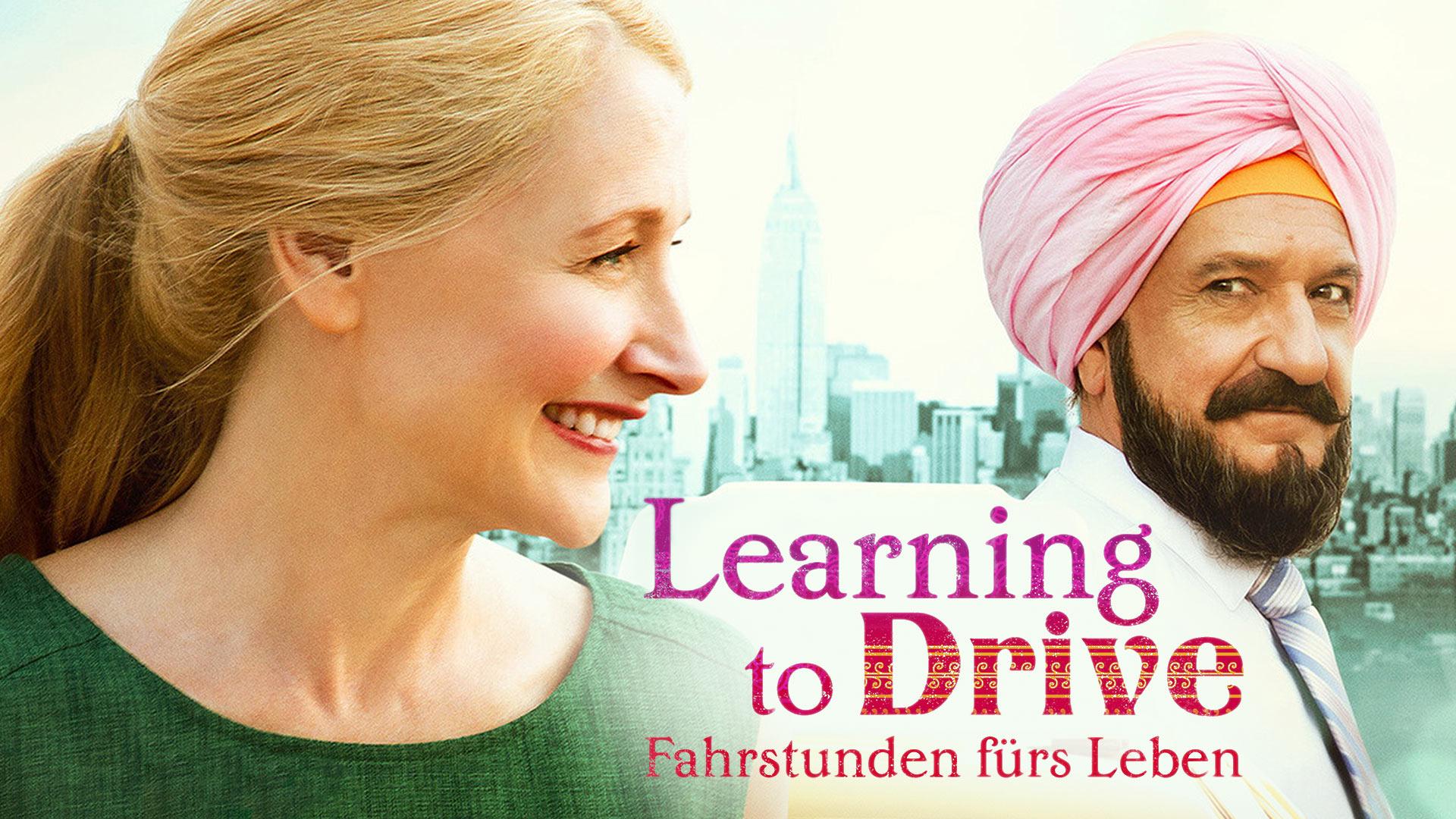 Learning to Drive - Fahrstunden fürs Leben [dt./OV]