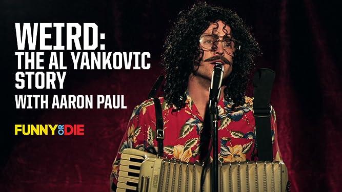 Weird: The Al Yankovic Story With Aaron Paul [OV]