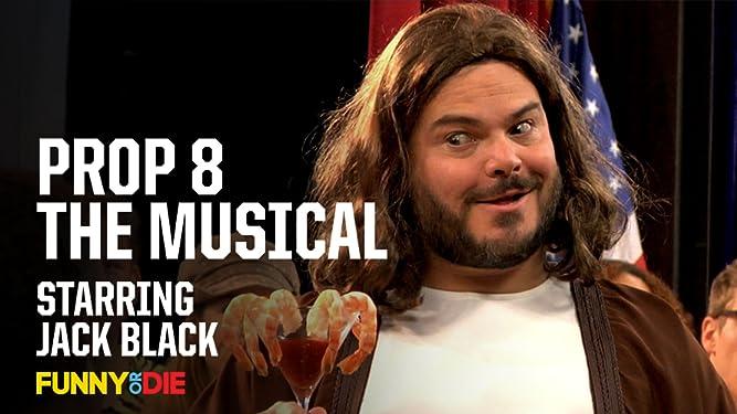 Prop 8 - The Musical starring Jack Black [OV]