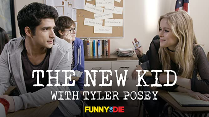 The New Kid with Tyler Posey [OV]