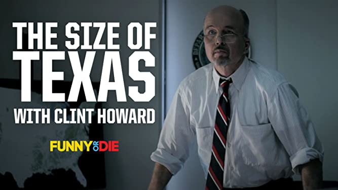The Size of Texas with Clint Howard [OV]