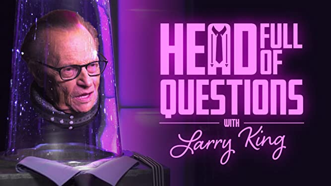 Head Full Of Questions with Larry King [OV]