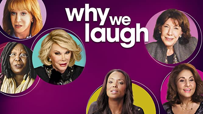 Why We Laugh: Funny Women [OV/OmU]