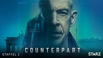 Counterpart - Staffel 1