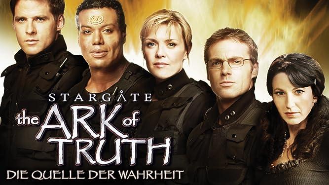 Stargate - The Ark of Truth - Quelle der Wahrheit [dt./OV]