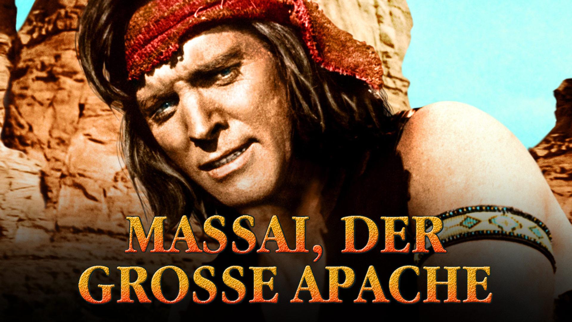 Massai - Der große Apache [dt./OV]