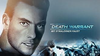 Death Warrant - Mit stählerner Faust (dt.OV)
