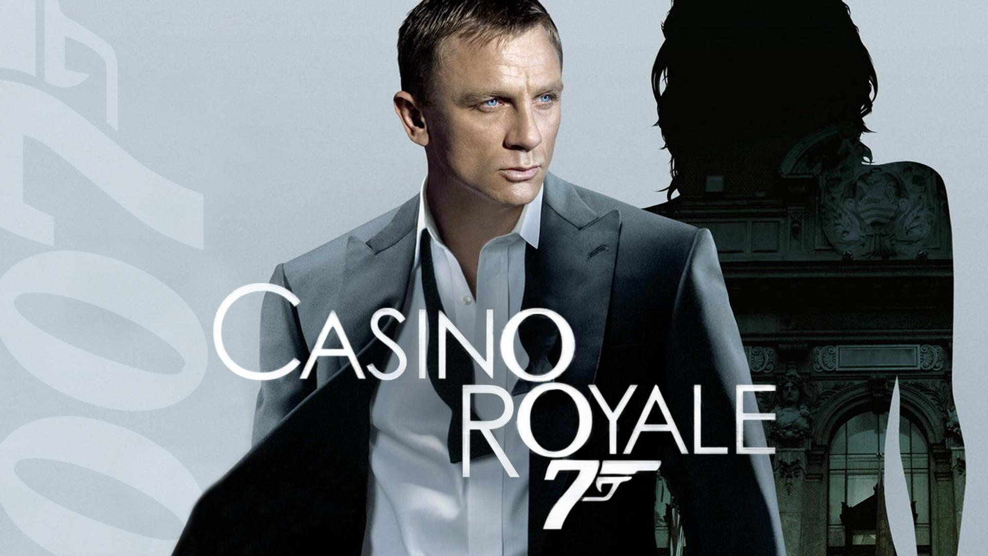 James Bond 007 - Casino Royale [dt./OV]