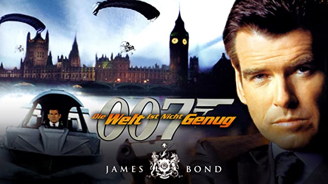 James Bond - Die Welt ist nicht genug