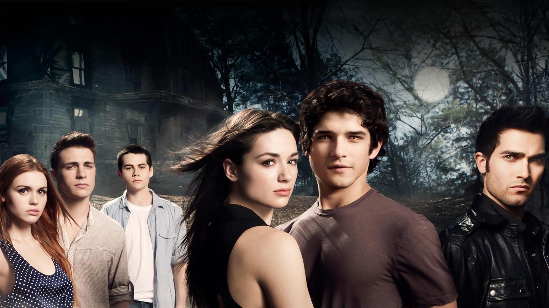 Teen Wolf - Staffel 1 [dt./OV]