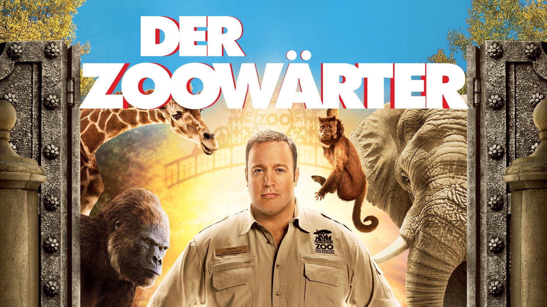 Der Zoowärter [dt./OV]