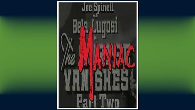 The Maniac Vanishes Part II [OV]