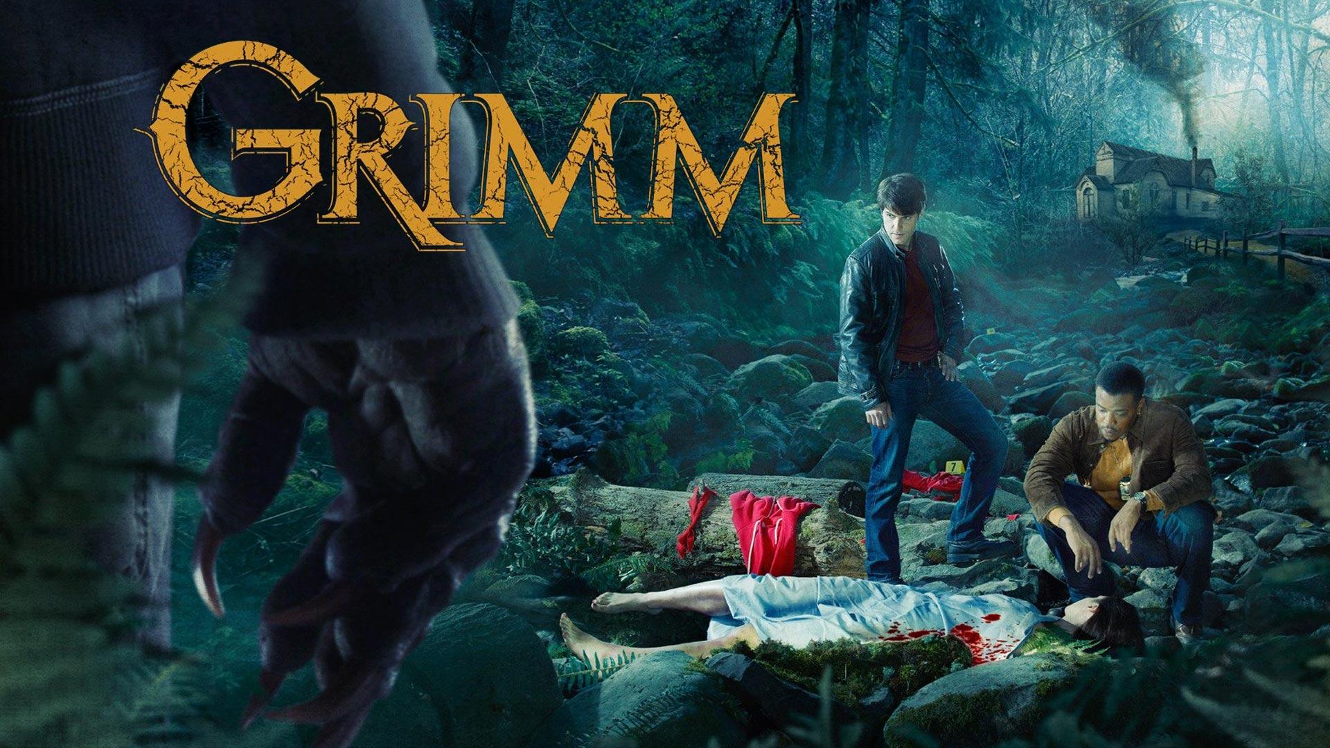 Grimm - Staffel 1 [dt./OV]