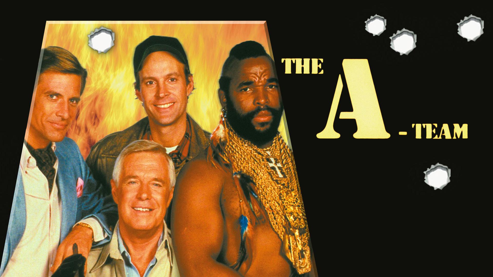 The A-Team - Staffel 1 [dt./OV]