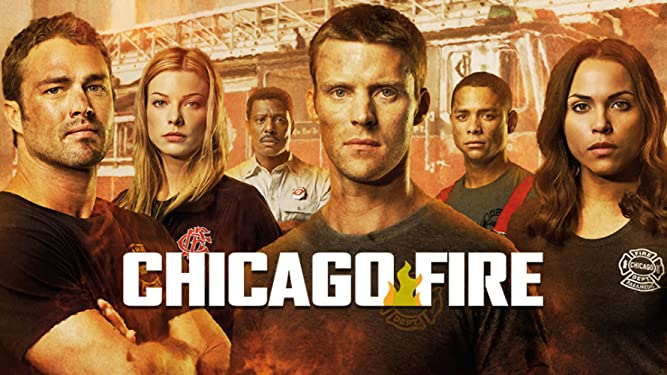 Chicago Fire - Staffel 2 [dt./OV]