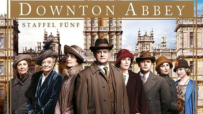 Downton Abbey - Staffel 5 [dt./OV]