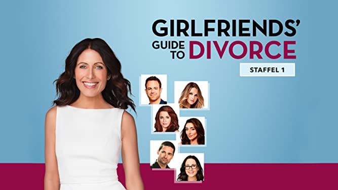 Girlfriends' Guide to Divorce - Staffel 1 [dt./OV]