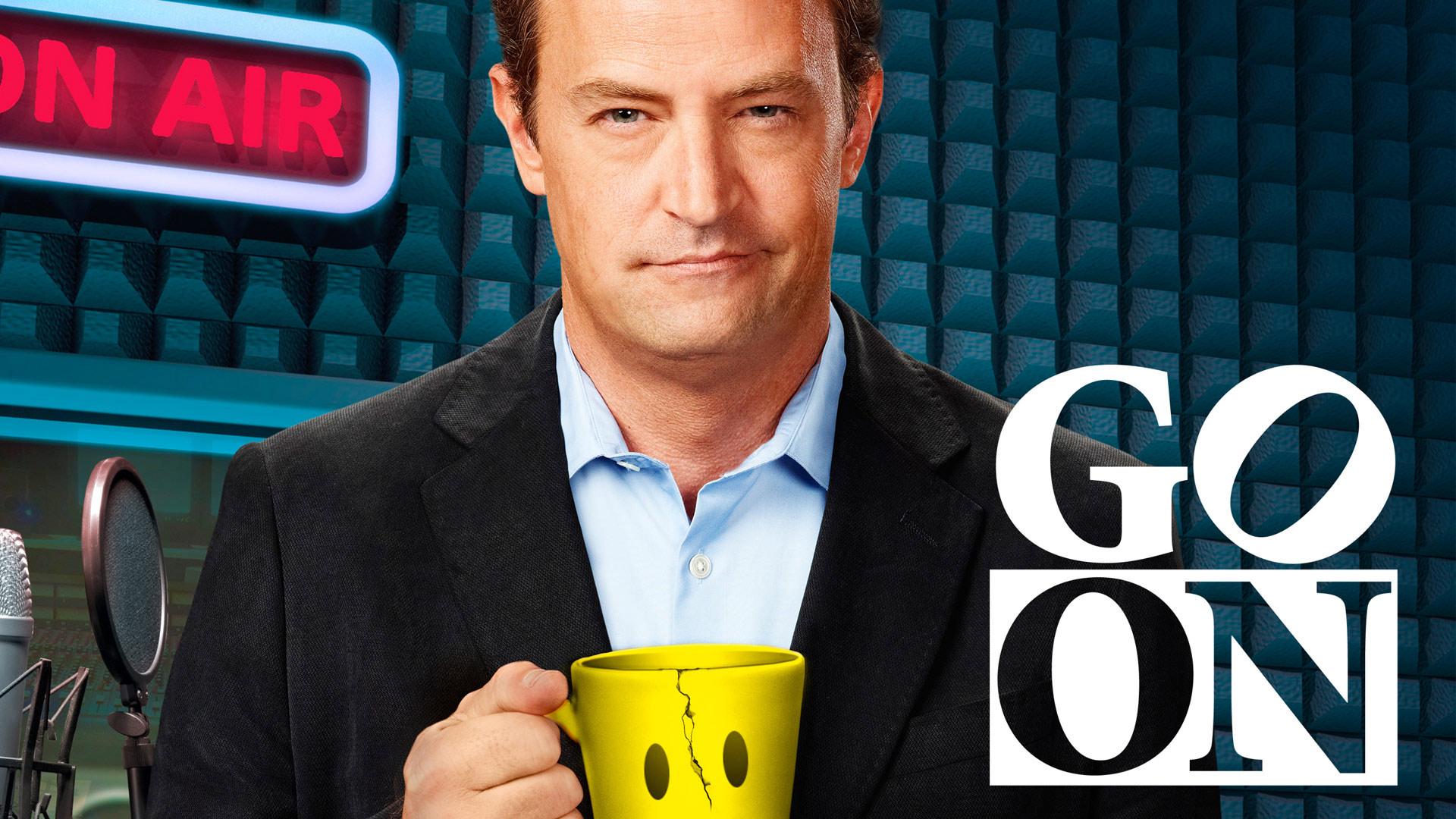Go On - Staffel 1 [dt./OV]