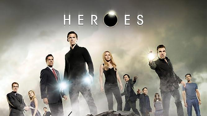 Heroes - Staffel 3 [dt./OV]